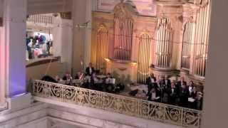 Wanamaker Organ Day 2013 - Triumphal March from Aida