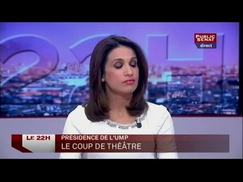 Invités: Philippe Dallier, Henri Guaino, Najat Vallaud-Belkacem et Pierre H... - Le 22H (21/11/2012)
