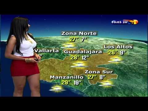Susana Almeida Clima del 18 de Febrero de 2013 3