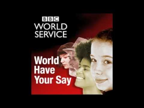 myriam francois-cerrah speaks to bbc world service about Syria 19/04/12