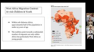 CCRDA Webinar: At-Risk Child and Youth Migration in West Africa