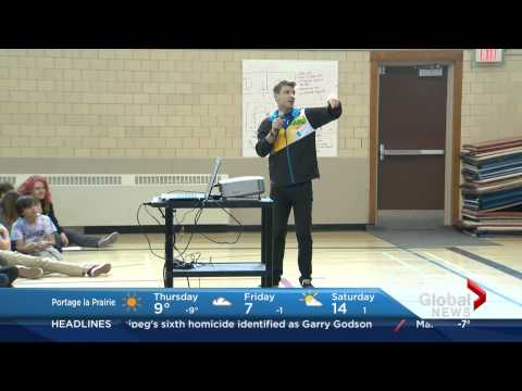 Global Interview - Ecole River Heights School