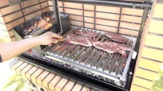 MOVELAR Pan American BBQ