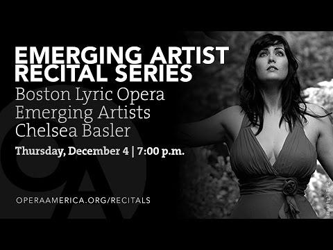 Recital: Chelsea Basler, soprano, and Brett Hodgdon, pianist