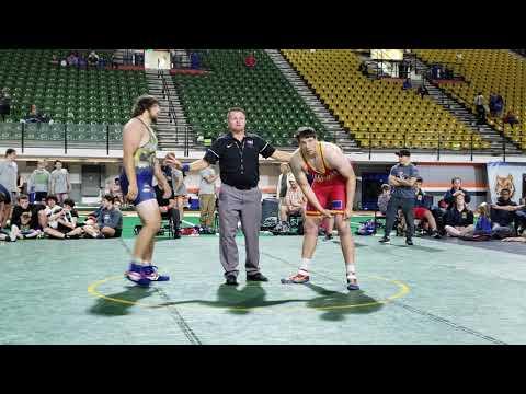 Tanner Clark vs. Lane Marshall