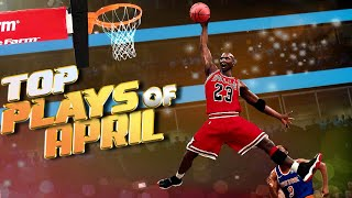 The Most INCREDIBLE TOP Plays Of April - NBA 2K20 Highlights