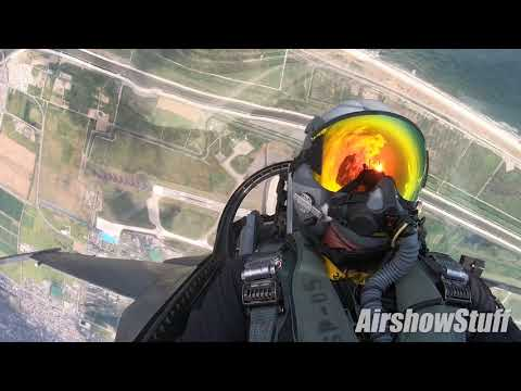 F-16 Cockpit Cam