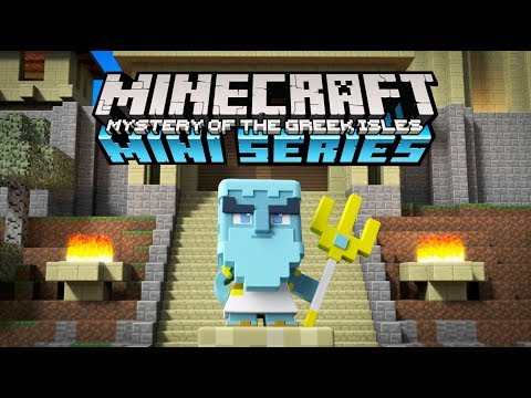 COMING SOON: MINECRAFT SEASON 2 | Minecraft Mini Series | Mattel Action!