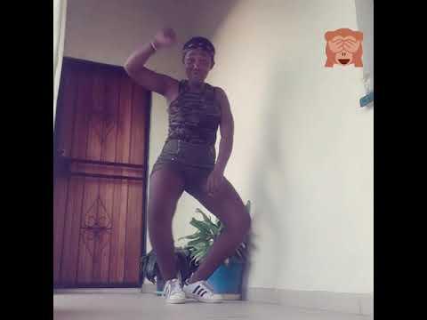 Dancing to Amadada song