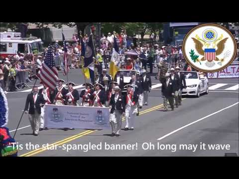 National Anthem of the United States - The Star-Spangled Banner (Full Version)