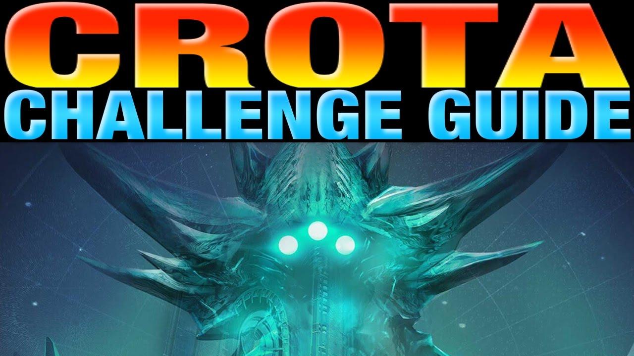crota challenge mode