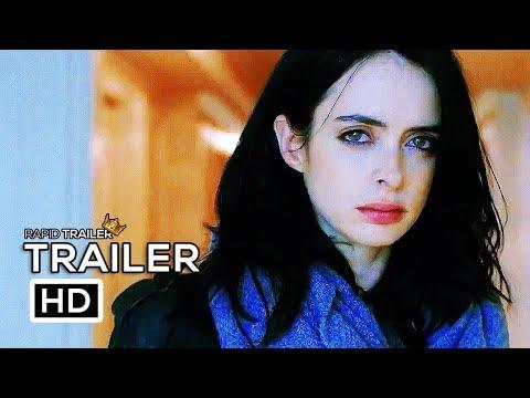 JESSICA JONES Season 2 Trailer #3 (2018) Marvel Netflix Superhero Series HD