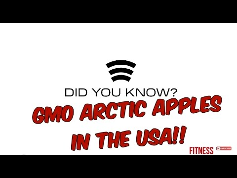 GMO ARCTIC APPLES GET's APPROVED BY USDA!!!