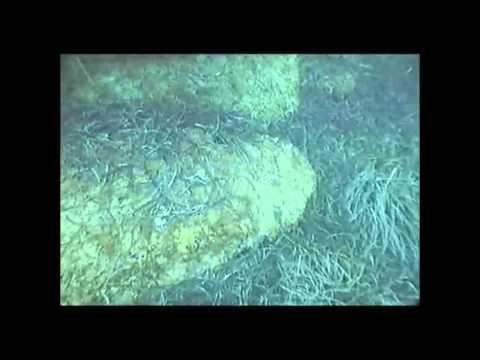Maltadiscovery Presents Remains Of Atlantis In Malta! Underwater Tempel Found!