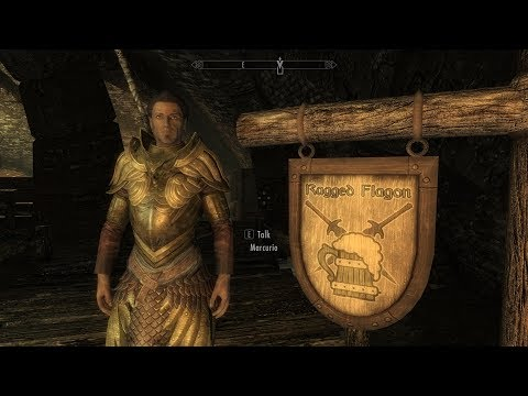 SkyrimSE eps# 42 Broud and Golden Glow Estate