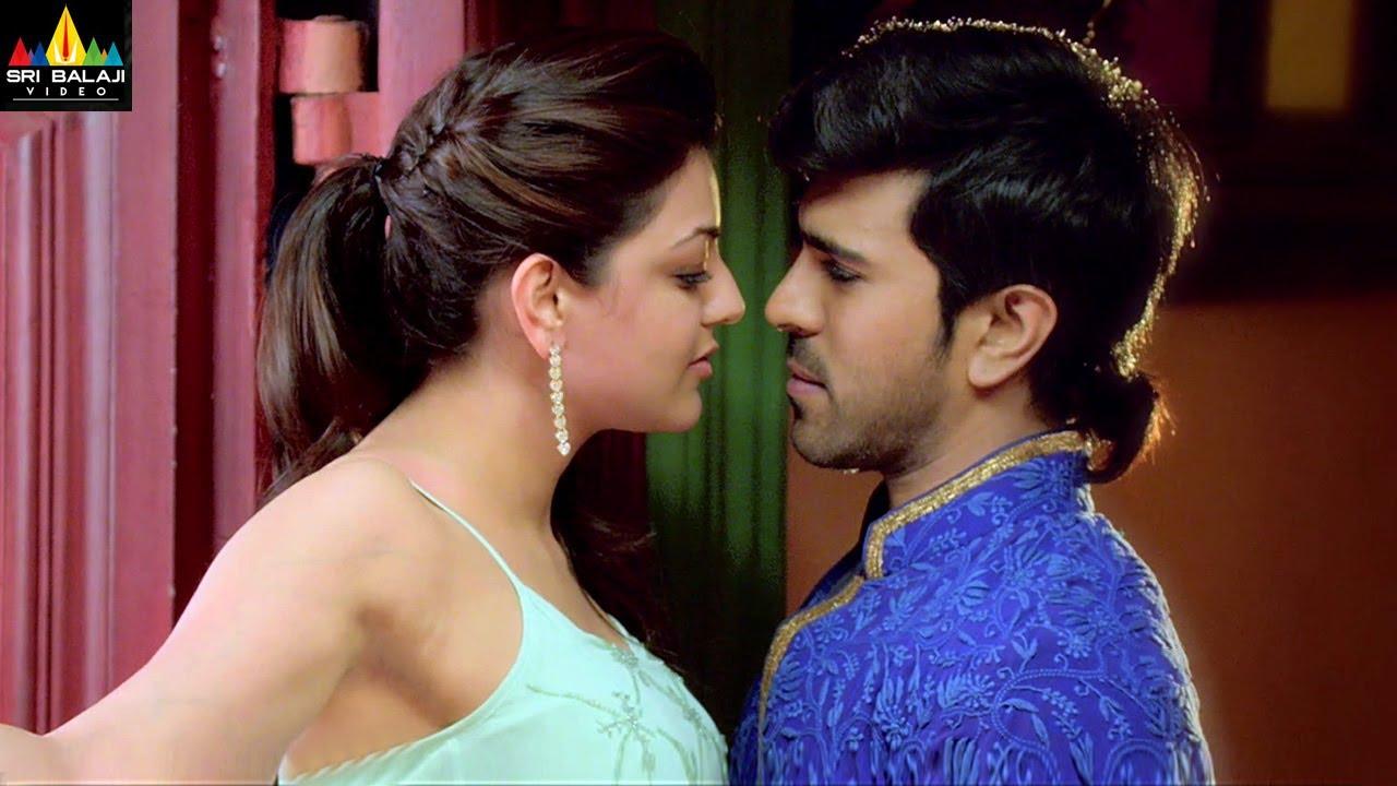 Download Ram Charan and Kajal Agarwal Best Scenes Back to Back | Govindudu Andarivadele Telugu Movie Scenes