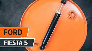 Desmontar Amortiguador traseros y delanteros instrucciones en línea