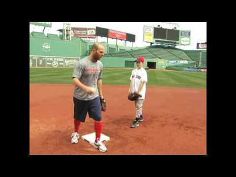 Pedroia on how to play second
