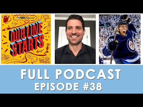 Dubois-Laine Trade; Habs Stay Hot; Hat Trick Memories | Our Line Starts Ep. 38 | NBC Sports