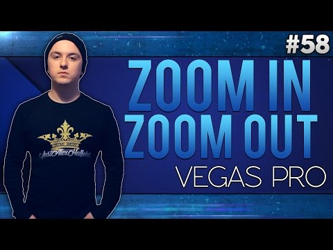 Sony Vegas Pro 13: How To Zoom In And Out Slowly - Tutorial #58:freedownloadl.com  video editing, juic, softwar, wind, pc, soni, master, free, video, profession, download, tutori, edit, vega, studio, pro