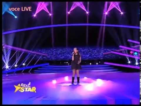 "Whitney Houston - ""Run To You"". Vezi Cum Cântă Nora Filipoiu, La Next Star!"