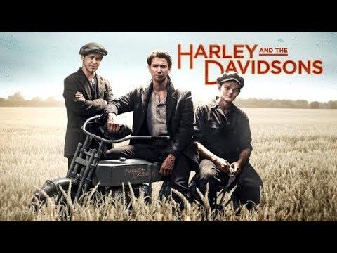 Харли и братья дэвидсон сезон 1 серия 1