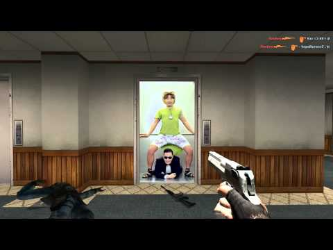 GANGNAM STYLE (Counter-Strike)