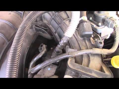 Ford Fusion Evap Leak Fix P0456 Youtube
