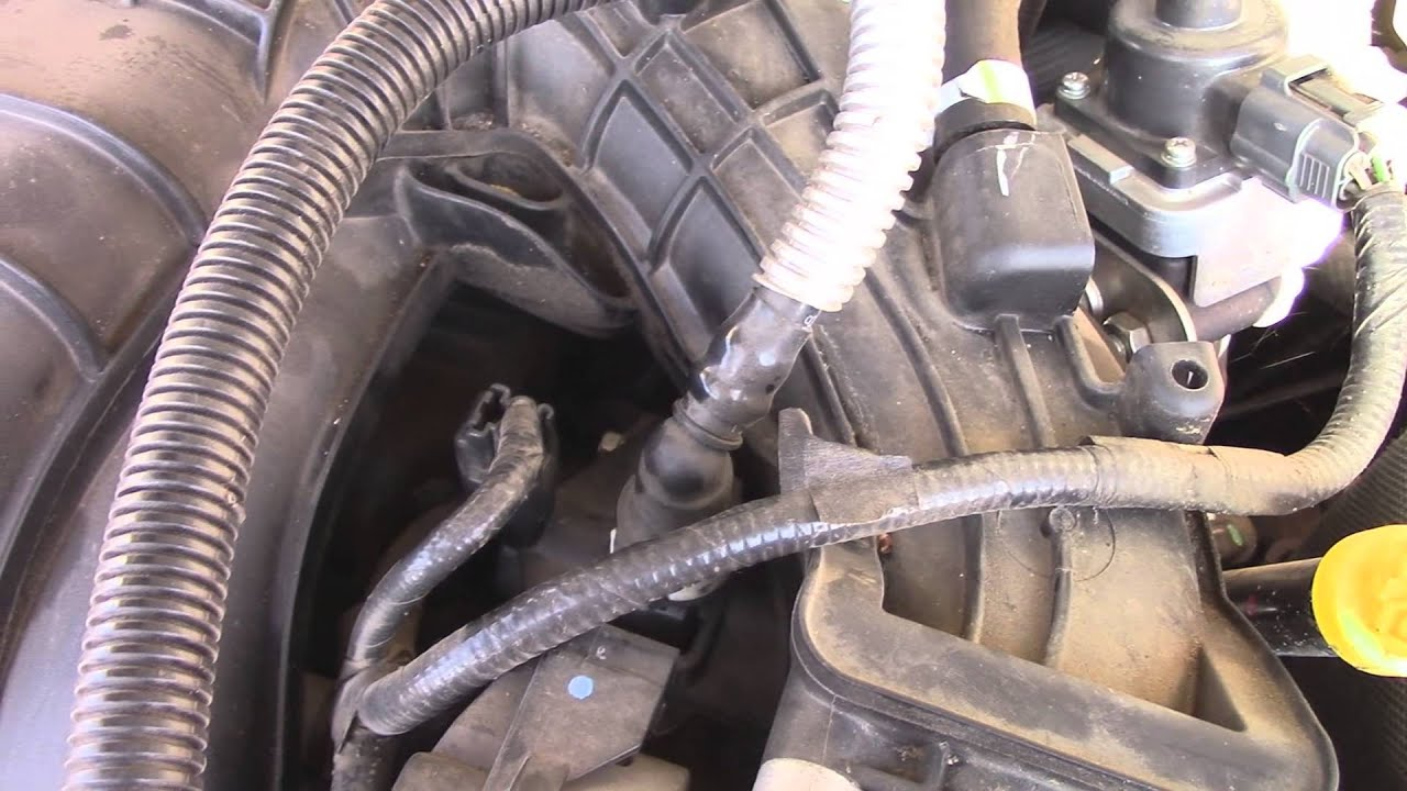 Ford Fusion Evap Leak Fix P0456 Youtube
