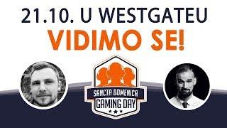 Za više o Sancta Domenica Gaming Day eventu kliknite ovdje: http://...