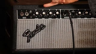 Fender Bass Guitar Amp Basics Guitar Setup