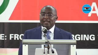Fighting corruption is like fighting 'demons and principalities' – Bawumia