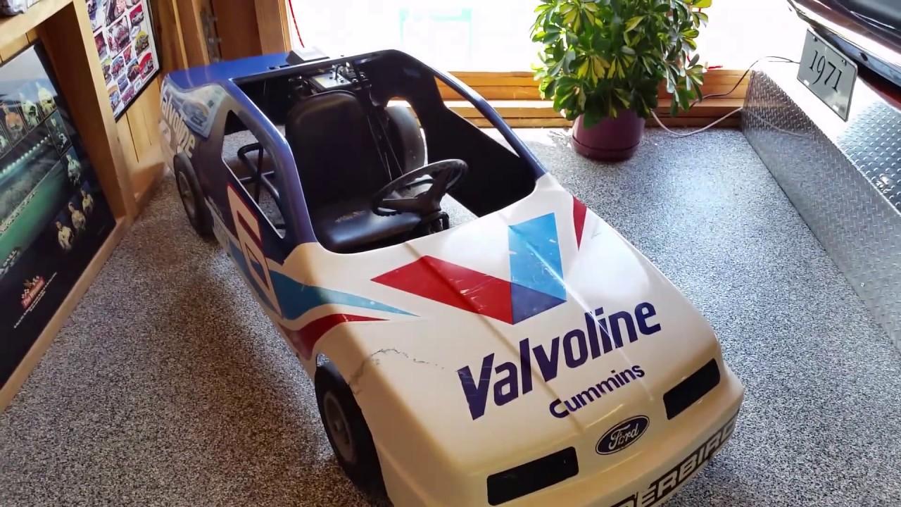 Valvoline Go Kart Race Car Wheels Of Yesteryear Myrtle