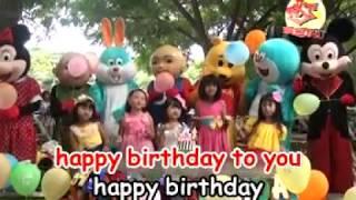 Download HAPPY BIRTHDAY | LAGU ANAK-ANAK TERPOPULER DAN TERLARIS