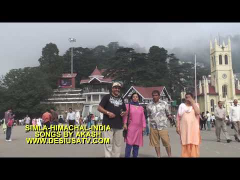 SIMLA HIMACHAL INDIA IN HD
