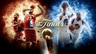 NBA 2K17: Cavs vs Warriors NBA Finals Game 1