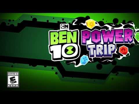Ben 10 Power Trip! - Announce Trailer | PS4