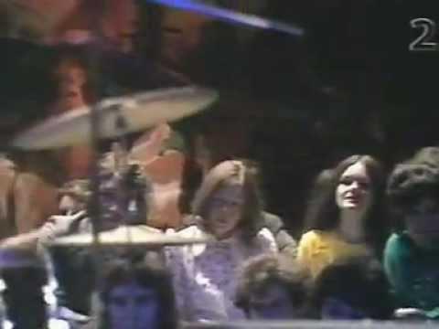 Chuck Berry Concert, London 1972