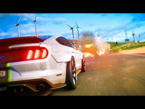 NEED FOR SPEED PAYBACK streaming Cinématique (2017) PS4 / Xbox One / PC
