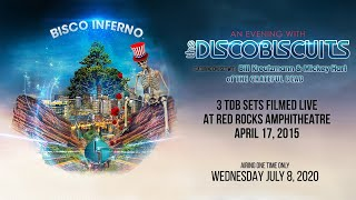 The Disco Biscuits - Live from Red Rocks Amphitheatre - 4/17/15
