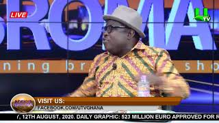 Discussion Segment On Adekye Nsroma 12/08/2020