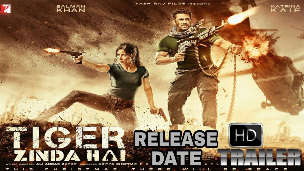 tiger zinda hai official trailer release date salman khan katrina kaif