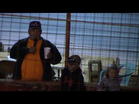 Winder Barrow Speedway Kids Foot Race 4/8/17