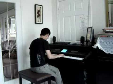 Finding Neverland-Piano Variation in Blue