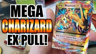MEGA CHARIZARD EX PULL! THE BEST LUNALA GX & SOLGALEO GX TINS - POKEMON UNWRAPPED
