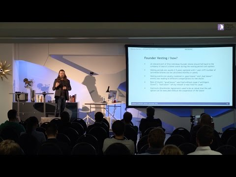 Venture Capital Masterclass 2016 [English] - #vcmasterclass