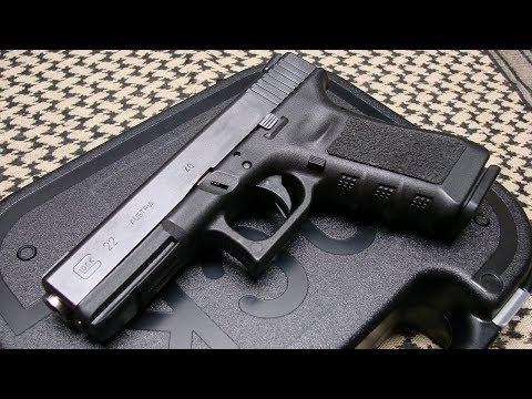 Пистолет для выживания. Glock 22