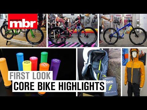 The Best Tech of 2018 Core Bike Show   Mountain Bike Rider