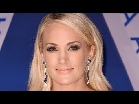 Carrie Underwood breaks wrist in fall, misses Country Rising benefit concert