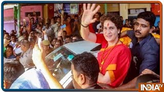 Priyanka Gandhi Ganga Yatra